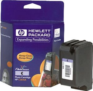 "HP 845 Printhead with ink ""purple Moon"" (C3845A)"