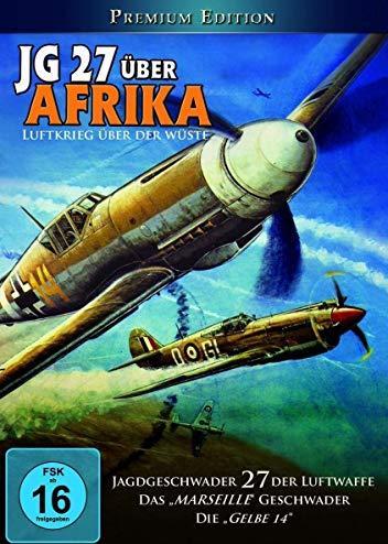 Jagdgeschwader über Afrika - Luftkrieg über Nordafrika -- via Amazon Partnerprogramm