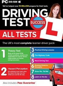 Avanquest Driving Test: Success All Tests 2016 (English) (PC)