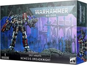 Games Workshop Warhammer 40.000 - Grey Knights - Nemesis-Ritter (99120107008)