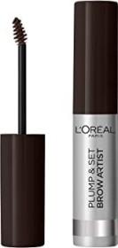 L'Oréal Brow Artist Plump & Set Augenbrauengel 109 ebony, 5ml