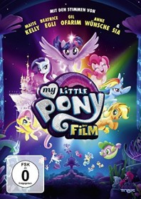 My little Pony - Der Film (DVD)