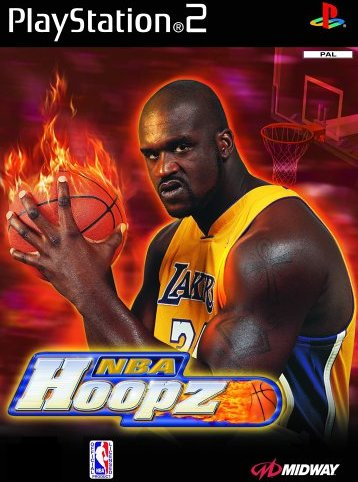 NBA Hoopz (niemiecki) (PS2) -- via Amazon Partnerprogramm