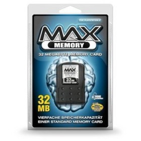 BigBen MAX Memory 32 MB (PS2)