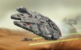 Revell Star Wars Episode VII Millennium Falcon easykit (06694)