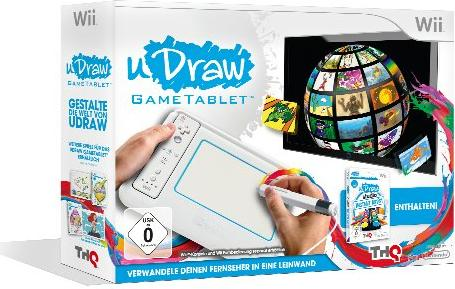 Instant Artist & uDraw Tablet - Bundle (German) (Wii) -- via Amazon Partnerprogramm