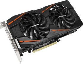 Gigabyte Radeon RX 570 Gaming 8G, 8GB GDDR5, DVI, HDMI, 3x DP (GV-RX570GAMING-8GD)