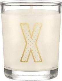 Wax Lyrical Raspberry & Vanilla Alphabet X Duftkerze, 1 Stück