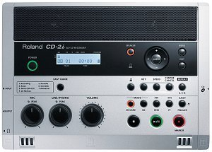 Roland CD-2i Stereo SD/CD-Recorder
