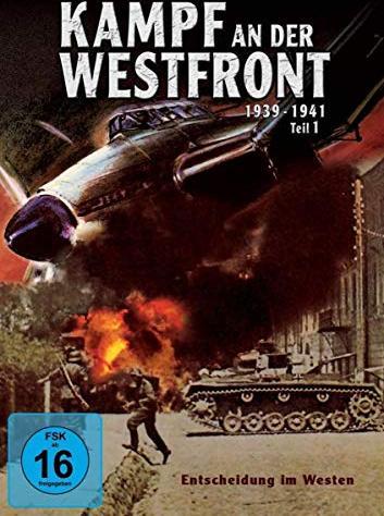 Kampf an der Westfront Vol. 1: 1939-1941 -- via Amazon Partnerprogramm