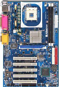 Albatron PX848PV Pro, i848P (PC-3200 DDR)