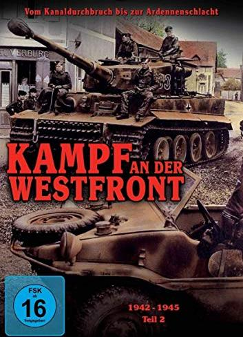 Kampf an der Westfront Vol. 2: 1942-1945 -- via Amazon Partnerprogramm