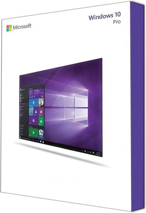 Microsoft: Windows 10 Pro 32Bit, DSP/SB (angielski) (PC) (FQC-08969)