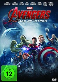 The Avengers - Age of Ultron (DVD)