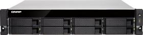 QNAP Turbo Station TS-883XU-E2124-8G 21TB, 8GB RAM, 2x 10Gb SFP+, 4x Gb LAN, 2HE