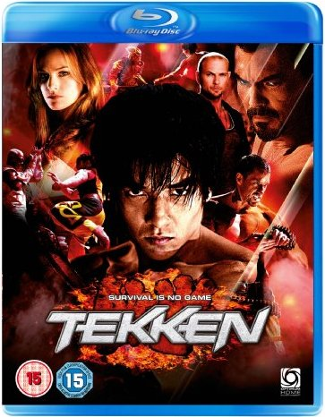 Tekken (Blu-ray) (UK) -- via Amazon Partnerprogramm
