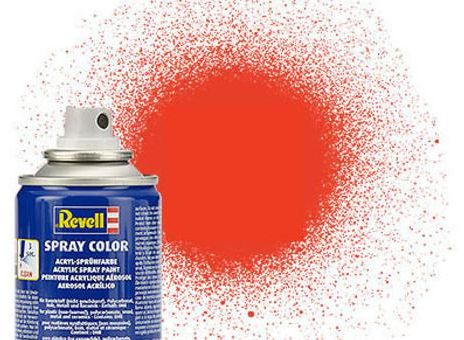Revell Spray Color leuchtorange, matt (34125)
