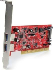 StarTech PCIUSB3S22, 2x USB-A 3.0, PCI