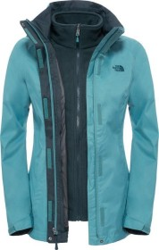 The North Face Evolve II Triclimate Jacke deep sea