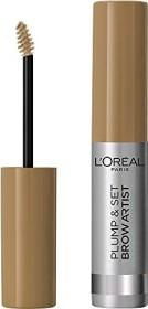 L'Oréal Brow Artist Plump & Set Augenbrauengel 103 warm blonde, 5ml