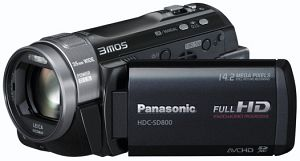 Panasonic HDC-SD800 black