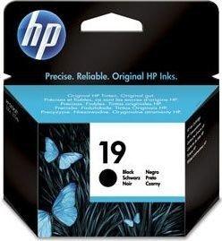 HP 19 Printhead with Ink black (C6628AE)