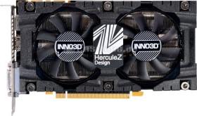 INNO3D GeForce GTX 1070 Ti X2 V2, 8GB GDDR5, 2x DVI, HDMI, DP (N107T-2SDN-P5DS)
