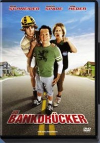 Die Bankdrücker (DVD)