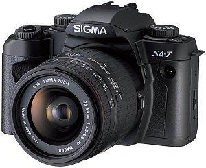 Sigma SA 7N QD Obudowy