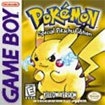 Pokemon Yellow Edition (niemiecki) (GB)