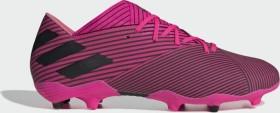 adidas Nemeziz 19.2 FG shock pink/core black (Herren) (F34384)