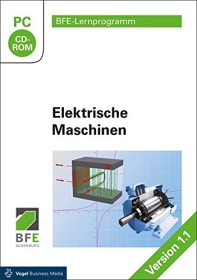 Vogel Verlag electric machines (German) (PC)