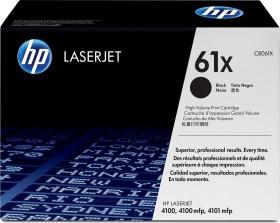 HP Toner 61X schwarz (C8061X)