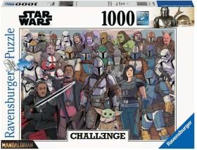 Ravensburger Puzzle Challenge Baby Yoda (16770)