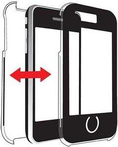 Artwizz SeeJacket Crystal für iPhone 3G -- www.artwizz.com