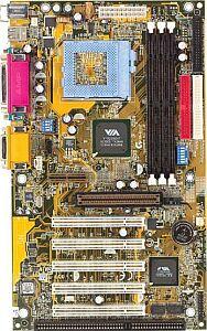 Gigabyte GA-6VTXE-A, Apollo Pro 133T (FC-PGA/FC-PGA2)
