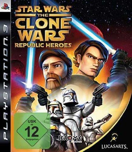 Star Wars: The Clone Wars - Republic Heroes (deutsch) (PS3) -- via Amazon Partnerprogramm