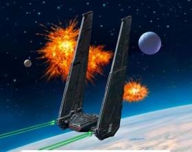 Revell Star Wars Episode VII Kylo Ren's Command Shuttle easykit (06695)