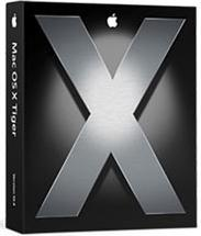 Apple: Mac OS X 10.4 Tiger (MAC) (M9639D/A)