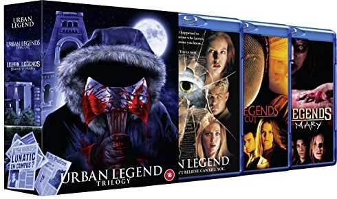 Urban Legend (Blu-ray) (UK) -- via Amazon Partnerprogramm