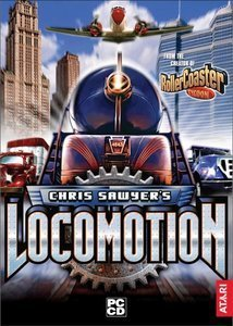 Chris Sawyer's Locomotion (German) (PC)