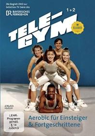 Tele-Gym: Aerobic für Einsteiger + Fortgeschrittene