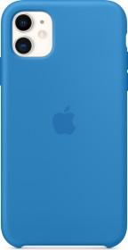 Apple Silikon Case für iPhone 11 surfblau (MXYY2ZM/A)