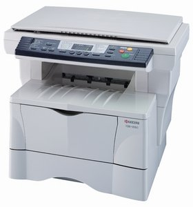 Kyocera KM-1500, B&W-laser (022DC513)