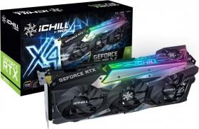 INNO3D GeForce RTX 3070 iCHILL X4, 8GB GDDR6, HDMI, 3x DP (C30704-08D6X-1710VA35)