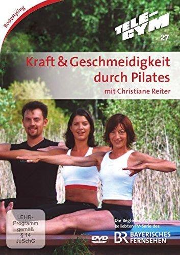 Tele-Gym: Kraft und Geschmeidigkeit durch Pilates -- via Amazon Partnerprogramm