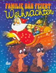 Familie Bär feiert Weihnachten