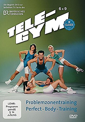 Tele-Gym: Problemzonen- & Perfect-Body-Training -- via Amazon Partnerprogramm