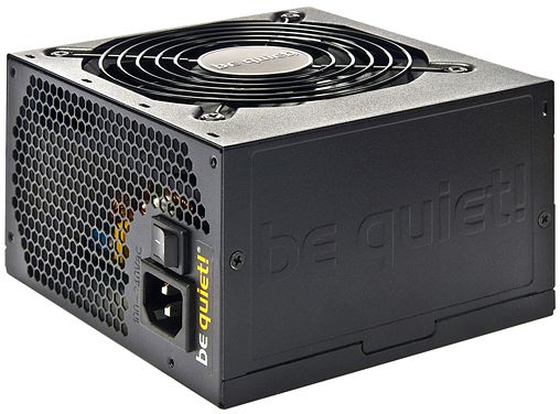 be quiet! Pure Power L7 350W ATX 2.3 (L7-350W/BN104)