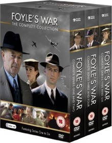 Foyle's War Box (Season 1-5) (UK)